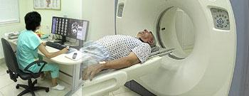 Мултидетекторен компютърен томограф